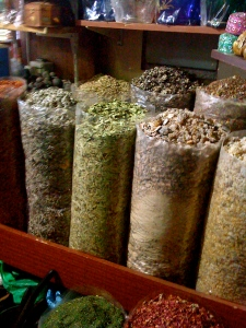 spices and spices...