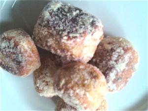 Parmesan Bread Puffs